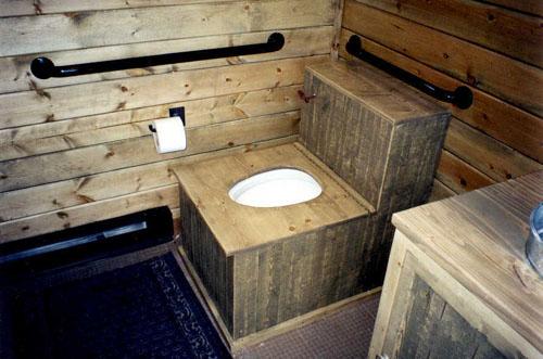 Anderson S Cabin Restroom Renovation