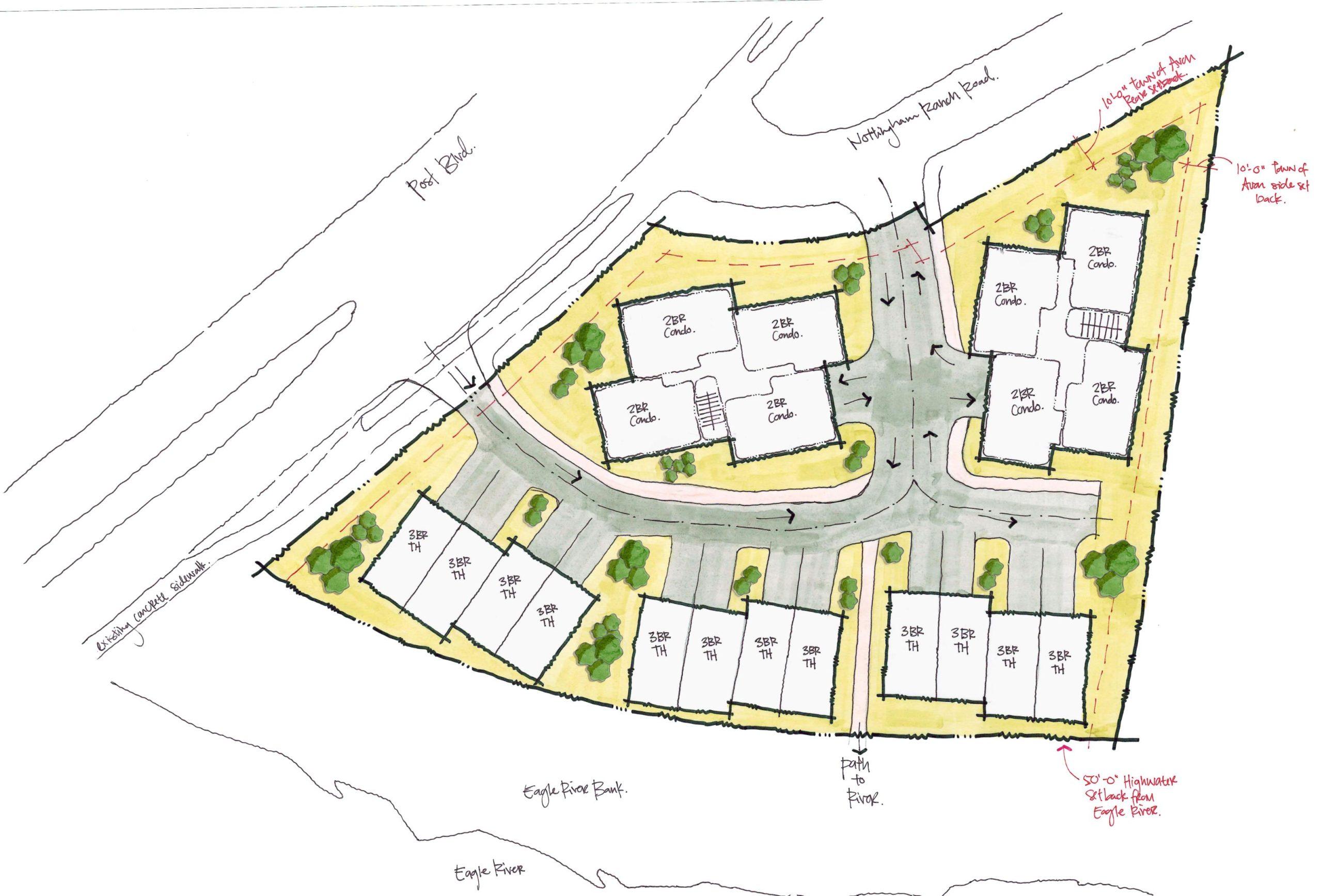 Site Plan Concept